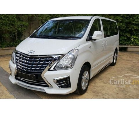 2018 Hyundai Grand Starex Royale Vip Alphard Look For Sale