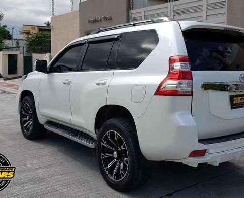 2010 Toyota Land Cruiser Prado VX Diesel for sale