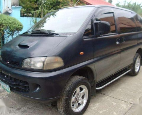 Mitsubishi Spacegear 4M40 Diesel All Power 2004 FOR SALE