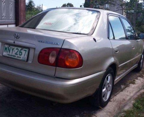 Toyota Corolla 2000 model (1 6 gli) for sale