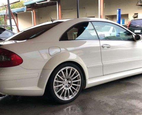2009 Mercedes Benz Clk63 Amg Black Series For Sale 407394
