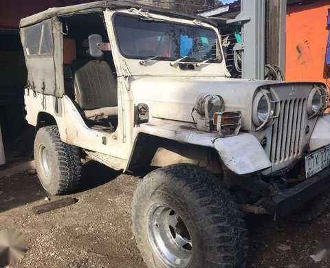 Military Jeep For Sale >> Mitsubishi Military Jeep For Sale 412105
