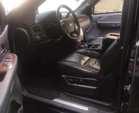 Bulletproof 2011 Chevrolet Suburban Level 6 Alt Land Cruiser
