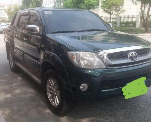 Toyota For Sale By Owner >> Toyota Hilux 2012 G Manual 4x2 765k First Owner For Sale Fully Loaded