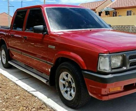 95mdl Mazda B2200 4x2 R2 diesel FOR SALE