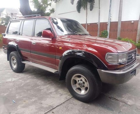 Toyota 1980 series Land Cruiser Swap FOR SALE