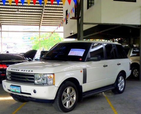 2005 Range Rover For Sale >> 2005 Land Rover Range Rover For Sale
