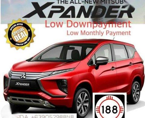 Mitsubishi Xpander Glx Mt 2019 493112