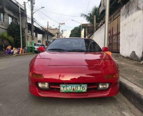 Toyota MR2 SW20 GTS turbo kouki 3sgte 4th gen for sale
