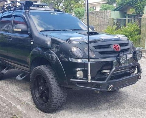 TOYOTA Fortuner 4X4 Diesel Automatic Transmission 522572