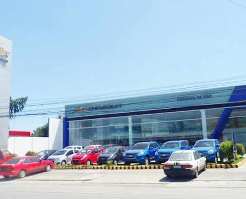 Chevrolet Cagayan De Oro Dealership Is Our Official Certified Partner In The Philippines