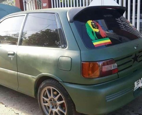 Toyota Starlet GT turbo FOR SALE or swap