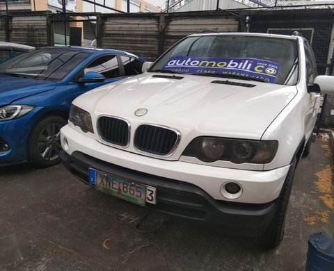 2004 Bmw X5 3 0l For Sale