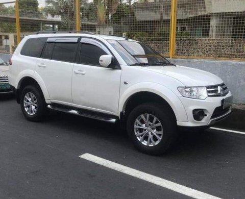 Mitsubishi Montero 2015 >> Selling 2nd Hand Mitsubishi Montero 2015 In Taytay