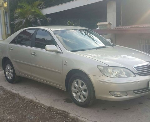 2002 Toyota Camry For Sale >> 2002 Toyota Camry Sedan For Sale In Bacoor