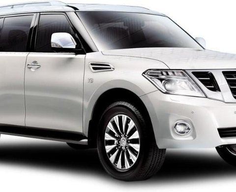 Brand New Nissan Patrol Royale 2019 Automatic Gasoline for sale in Taguig
