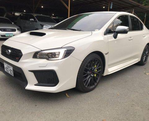 Sti For Sale >> 2018 Subaru Wrx Sti For Sale In Manila