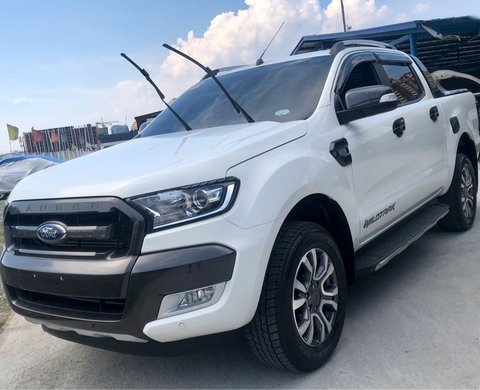 2016 Ford Ranger >> 2016 Ford Ranger For Sale In Paranaque