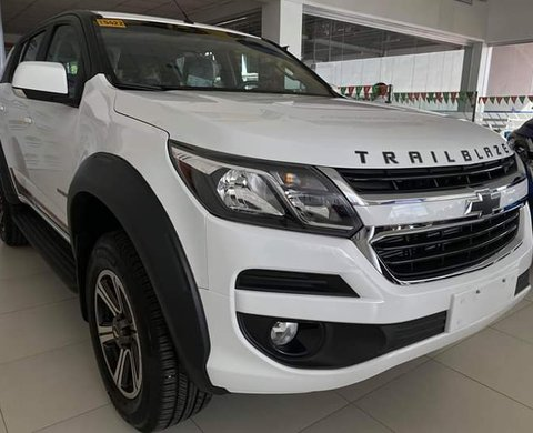 Chevrolet Trailblazer Phoenix At 2020 760532