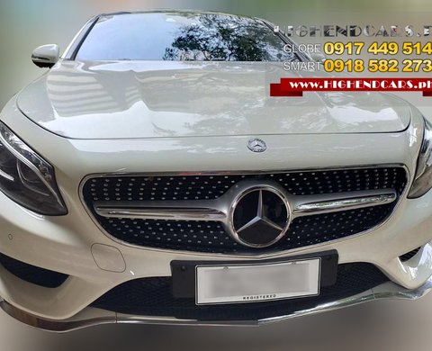 2016 Mercedes Benz S550 Coupe 760613