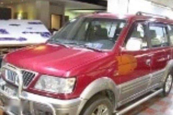 Mitsubishi Adventure 2003
