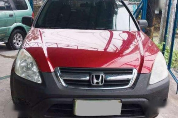 HONDA crv 2003 -super shiny paint-automatic