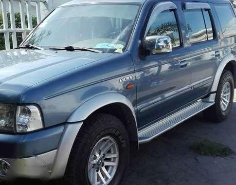 SALE Ford Everest 2004