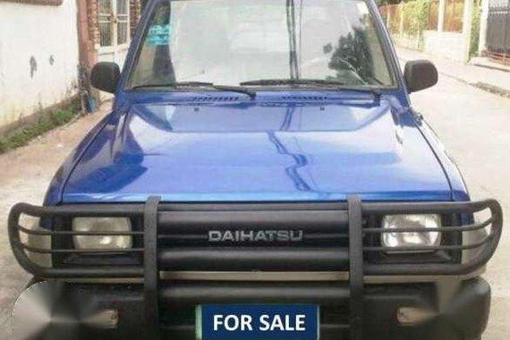 For Sale Daihatsu Feroza 4x4