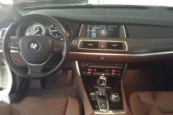 2013 BMW GT diesel