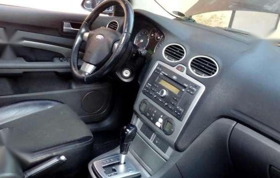 Ford Focus 2.0 top of the line