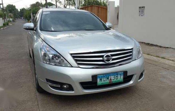 2013 Nissan Teana 250XL not cefiro camry accord galant sonata civic