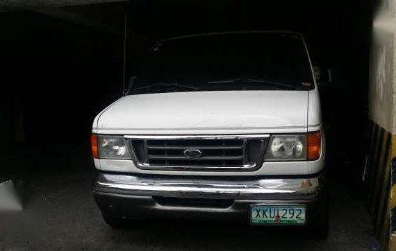 ford e150 gas automatic