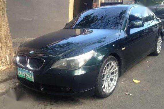 2006 BMW 520i e60 for sale
