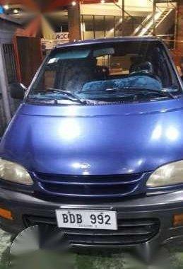 Nissan serena 1997 model