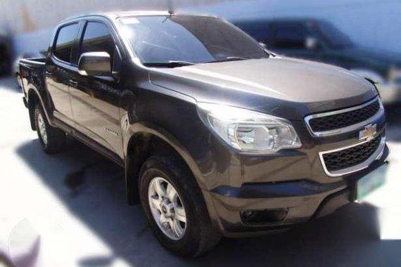 2012 Chevrolet Colorado 2.5 Mt