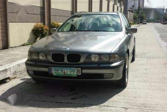 1998 BMW 530d E39 wagon for sale