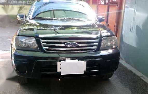 2007 Ford Escape Xls Automatic ( toyota mitsubishi honda kia nissan )