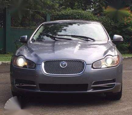 Jaguar XF 2010s