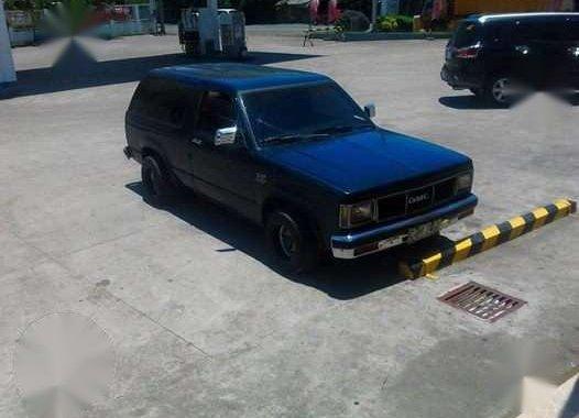 GMC jimmy s10 Diesel