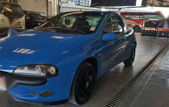 For sale 2001 Opel Tigra 2door 4seater manual all power Local unit