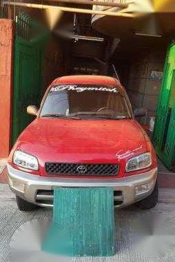 Toyota Rav4 1999 SUPER RUSH!