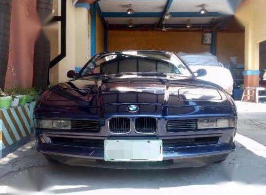 BMW series 850i