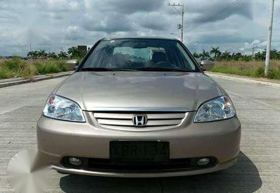 Honda Civic VTi 2003
