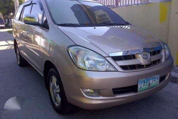Toyota Innova G AT 2005 GOOD AS NEW