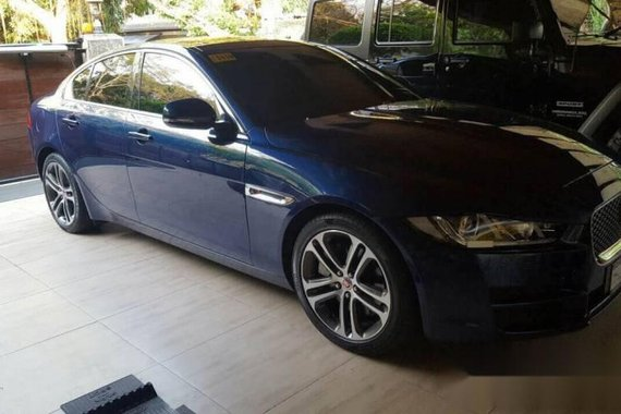 2016 jaguar xe sedan for sale
