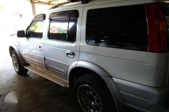 For sale Ford Everest 2003 MT