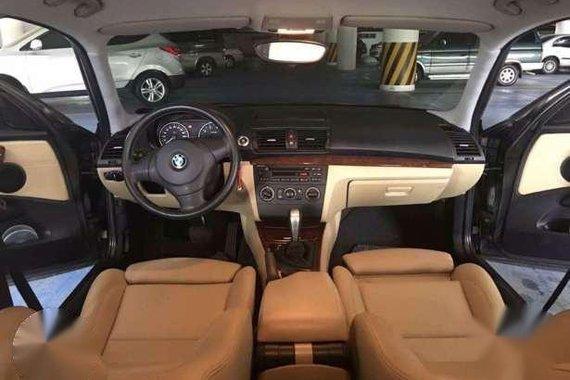 2008 BMW 118i 2.0 AT Black For Sale