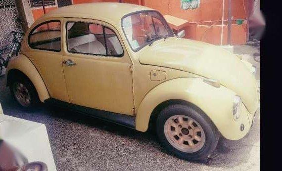 Volkswagen MT 1972 Golden For Sale