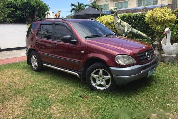 Mercedes-Benz ML 2002 for sale