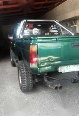 Nissan pickup (Lifted - Big Tires ) for sale